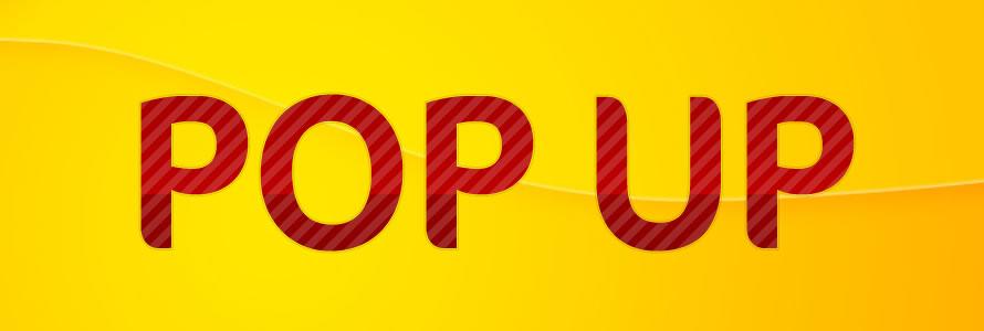 criar pop up