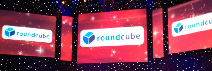 Imagem no RoundCube