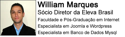 William Marques Eleva Brasil