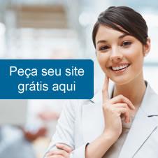 Peça seu site grátis aqui