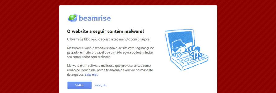 Remover virus site grande