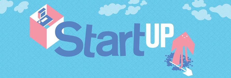 Como criar site de startup