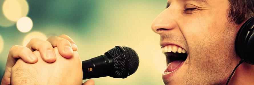 Como criar site de cantor