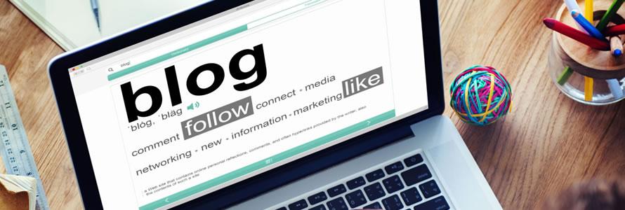 Como criar site para blogueiro