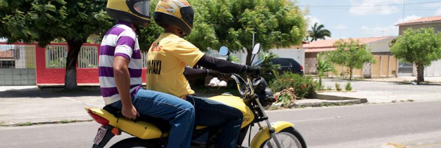 Criar site de moto táxi