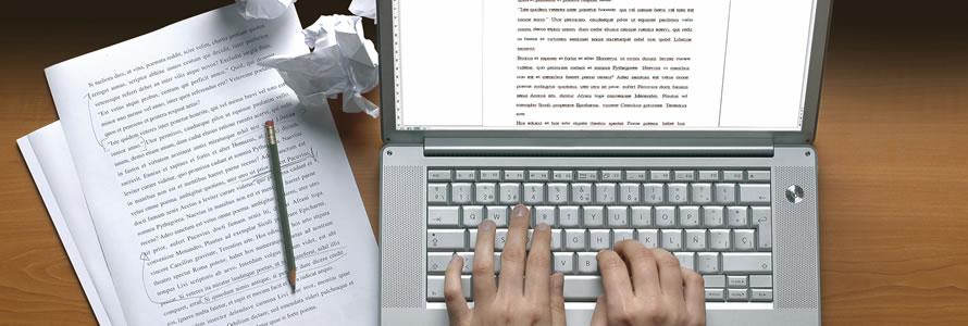 Como criar site de escritor
